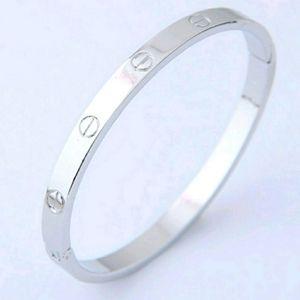 RESTOCKED! Silver Screwdriver Lock Bracelet